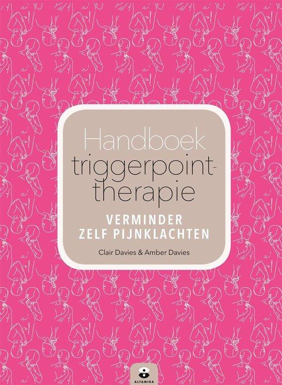 Boek cover Handboek triggerpoint-therapie van Amber Davies (Onbekend)