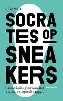 Omslag Socrates op sneakers