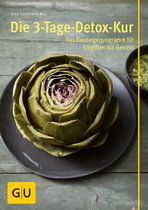 Boek cover Die 3-Tage-Detox-Kur van Erica Palmcrantz Aziz