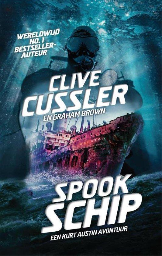 Spookschip - Clive Cussler |