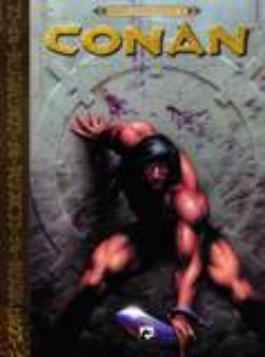Conan hc02. achter de noordenwind