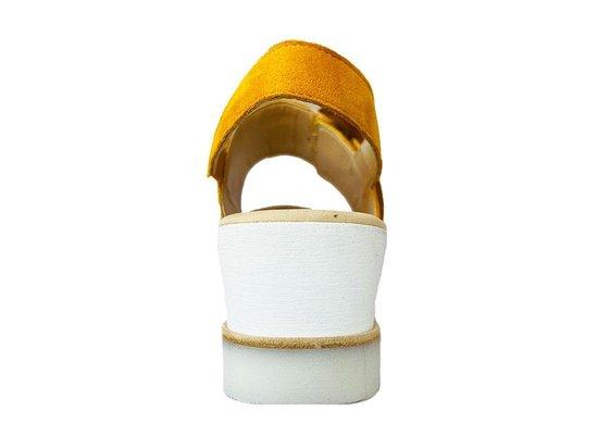 Bruine Gabor Sandalen Caramel Mango 9bYqpC