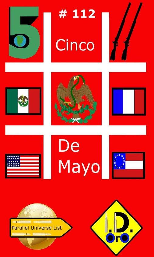 Parallel Universe List 112 - #CincoDeMayo 112 (Nederlandse Editie)