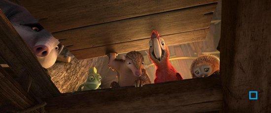 Robinson Crusoe - Animation