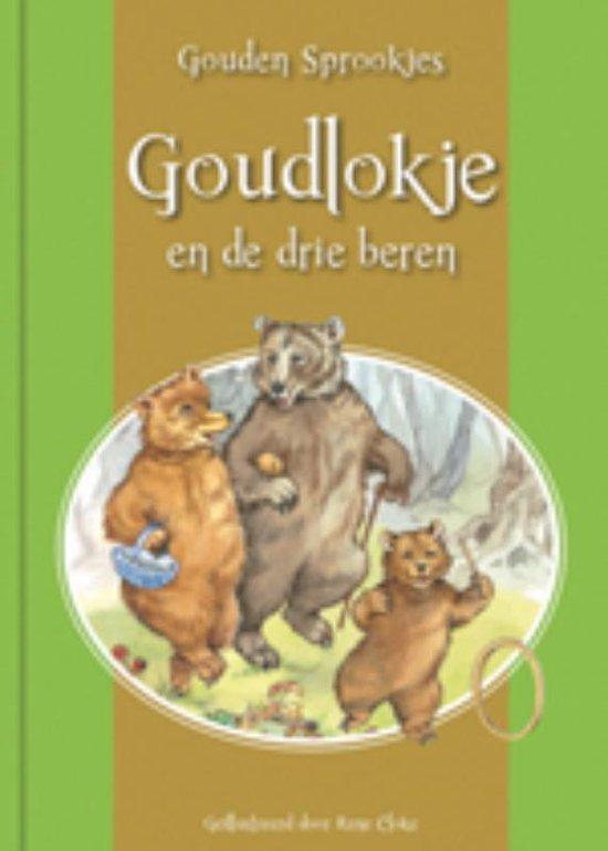 Boek cover Goudlokje en de drie beren van  (Hardcover)