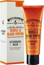 Scottish Fine Soaps Aftershave Balsem Thistle & Black Pepper