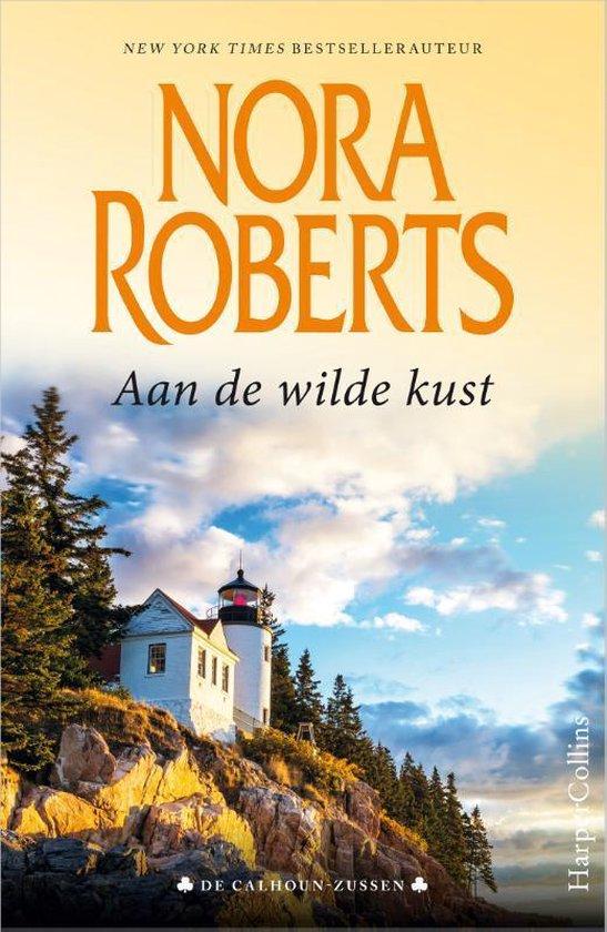 Boek cover Aan de wilde kust van Nora Roberts (Paperback)