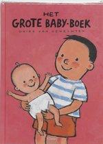 Boek cover Grote baby-boek van Guido van Genechten