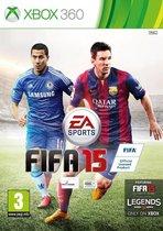 Electronic Arts FIFA 15, Xbox 360 video-game Basis