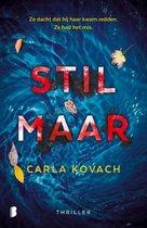 Boek cover Gina Harte 1 -   Stil maar van Carla Kovach (Paperback)
