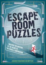 Boek cover Escape Room Puzzles van James Hamer-Morton (Hardcover)