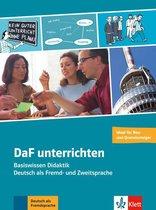 DaF unterrichten - Basiswissen Didaktik Deutsch als Fremd-un