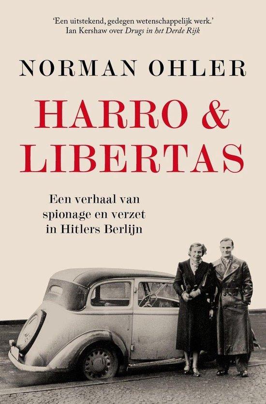 Harro & Libertas - Norman Ohler pdf epub