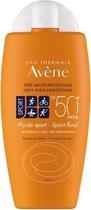Avene Sport Fluid Spf50+ 100ml