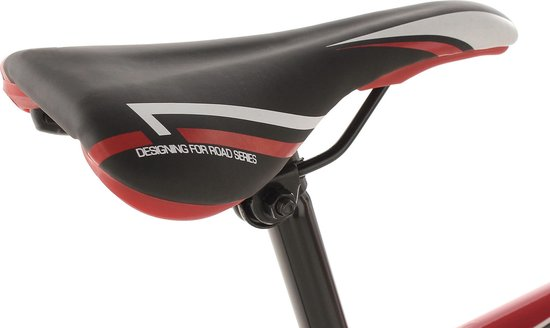 Ks Cycling Racefiets 28 inch racefiets Piccadilly met 14 Shimano-versnellingen, wit -