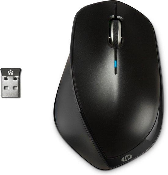 HP X4500 - Draadloze muis / Zwart