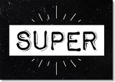 Black and White Cards - Super