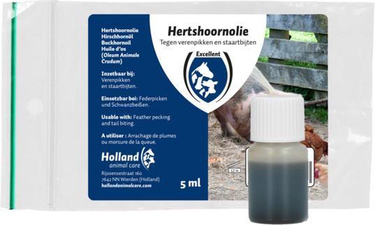 Massion Hertshoorn olie 5 ML