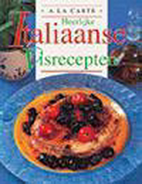 A La Carte Italiaanse Visrecepten - Onbekend |