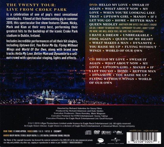 The Twenty Tour (Live)