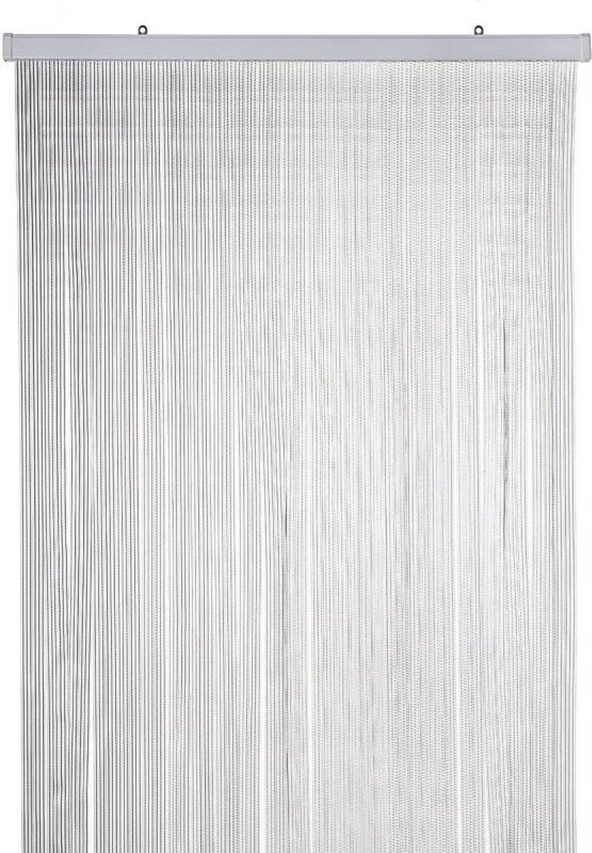 Vliegengordijn Sabrina - Transparant - 240 x 100 cm