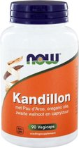 Now Candi Clear Capsules 90 st