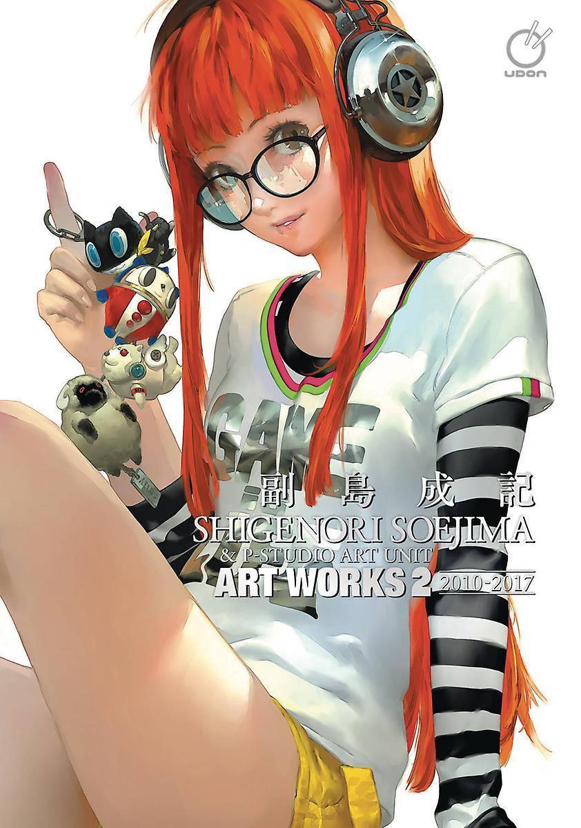 Shigenori Soejima & P-Studio Art Unit