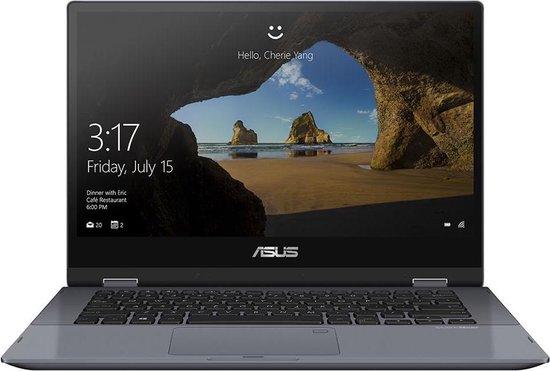 Asus VivoBook Flip TP412FA-EC544T - 2-in-1 Laptop - 14 Inch
