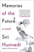 Boek cover Memories of the Future van Siri Hustvedt