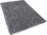 Beliani CIDE - Vloerkleed - Zwart - Polyester
