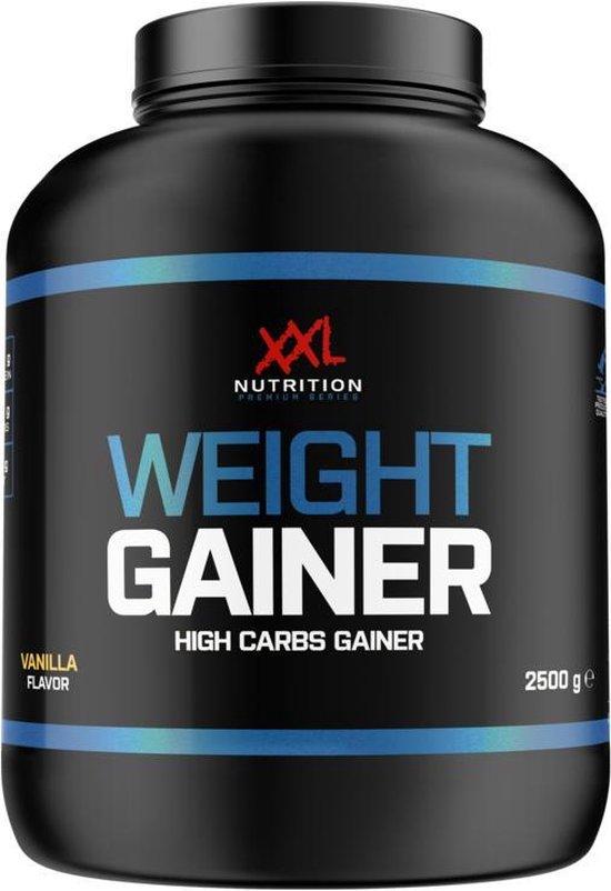 Weight Gainer - 2500 gram - Vanille