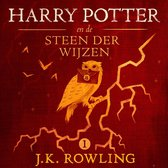 Omslag Harry Potter 1 - Harry Potter en de Steen der Wijzen