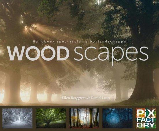 Boek cover Handboeken spectaculaire fotografie 2 - Woodscapes van Ellen Borggreve (Hardcover)