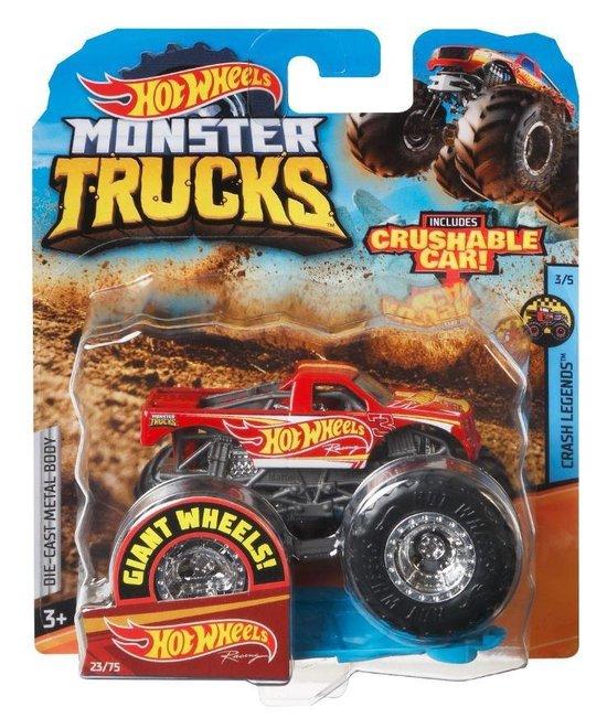 Hot Wheels Monster Trucks 1:64 Schaal DieCast  Hot Wheels Racing #3