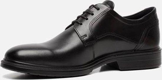 Ecco Lisbon Veterschoenen zwart - Maat 43