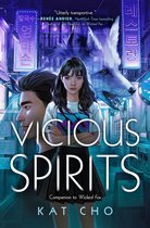 Omslag Vicious Spirits
