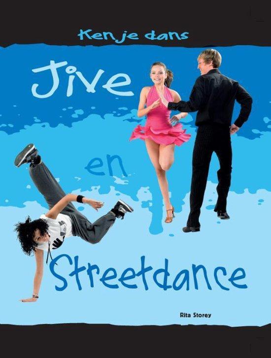 Ken je dans - Jive en streetdance - Rita Storey  