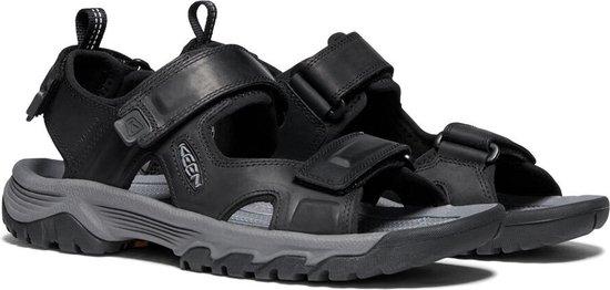 Keen Sandalen - Maat 42.5 - Mannen - zwart,grijs