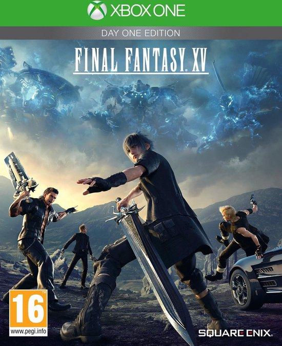 Square Enix Final Fantasy XV: Day One Edition, Xbox One Basic + DLC