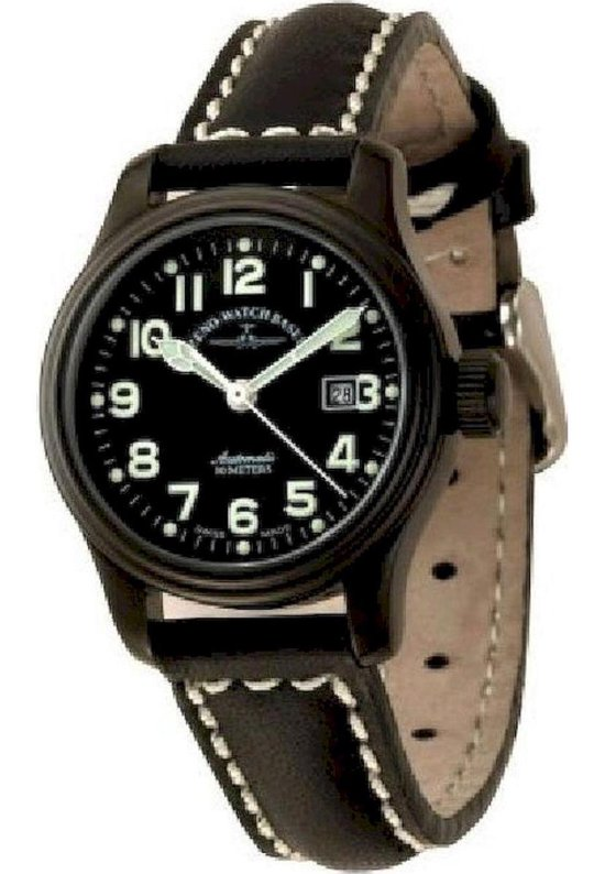 Zeno Watch Basel Mod. 8454-bk-a1 – Horloge