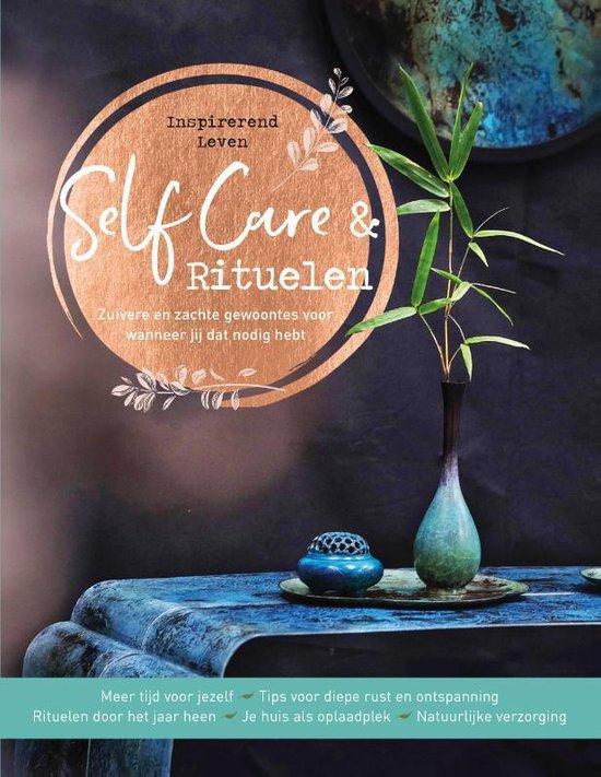 Boek cover Self-Care & Rituelen van Ankhermes (Paperback)