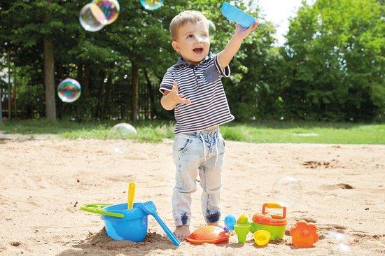 Zandbakspeelset Jongens - 10 delig