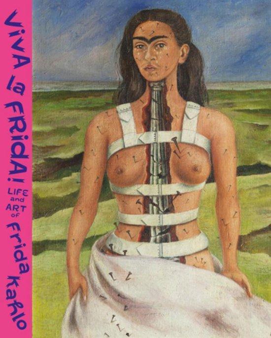Boek cover Viva la Frida! van  (Hardcover)