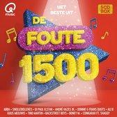 CD cover van Qmusic: Het Beste Uit De Foute 1500 van Qmusic (NL)