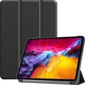 iMoshion Trifold Bookcase iPad Pro 11 (2018-2021) tablethoes - Zwart