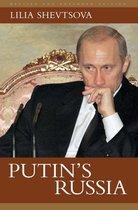 Omslag Putin's Russia