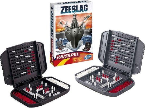 Afbeelding van het spel Reisspel Zeeslag
