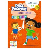 Rompompom - Rompompom ik leer letters