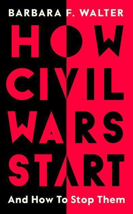 Boek cover How Civil Wars Start van Barbara F. Walter (Onbekend)