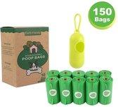 Earth Friendly Hondenpoepzakjes - 100% Biologisch Afbreekbaar - 150st.